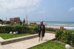 Iran, vid Kaspiska Havet